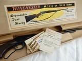 1951 Winchester 64 Deluxe Pre 64 NEW IN THE BOX