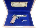 1981 Colt 1911 John Browning New In Case