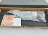 1980 Colt SAA Buntline Nickel New In The Box