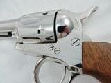 1980 Colt SAA Buntline Nickel New In The Box - 4 of 7