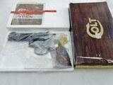 1980 Colt Python 4 Inch Custom Shop NIB