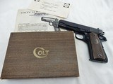 1968 Colt Commander 45ACP New In The Box