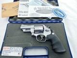 Smith Wesson 629 3 Inch Trail Boss RSR NIB