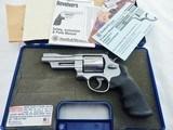 1999 Smith Wesson 629 Mountain Gun NIB