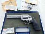 2002 Smith Wesson 617 10 Shot NIB NO LOCK