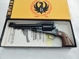 1973 Ruger Old Army Blackpowder NIB