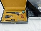 Colt 1862 Pocket Navy 2nd Generation NIB Cased