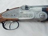 1961 Beretta SO3 English Stock Double Trigger