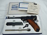 Interarms Luger Navy 9MM In The Box - 1 of 10