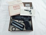 1989 Walther P88 New In The Box