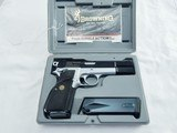 1993 Browning Hi Power Practical 9mm In The Box