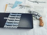 1990 Smith Wesson 640 Low Number NIB Jinks Letter