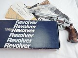 1984 Smith Wesson 686 357 NIB