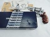 1985 Smith Wesson 624 3 Inch Lew Horton NIB