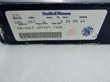 1987 Smith Wesson 686 6 Inch NIB - 2 of 8