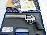 2004 Smith Wesson 647 17HMR 8 3/8 Inch NIB