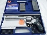 2000 Colt Anaconda 8 Inch PDT NIB