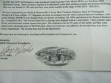 """1999 Smith Wesson 681 7 Shot NIB"""" RARE """"Only 25 Made Roy Jinks Historical Foundation Letter 357 Un Cataloged - 2 of 7"""