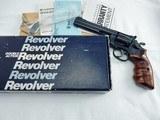 1989 Smith Wesson 17 6 Inch Full Lug NIB