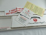 """1981 Ruger Red Label 20 In The Box"""" Blue Reciever """""""