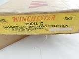1959 Winchester Model 12 In The Box - 2 of 12