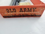 1978 Ruger Old Army Blackpowder In The Box - 2 of 8