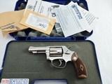 2006 Smith Wesson 36 Rebel Flag 250 Made NIB