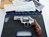 """Smith Wesson 625 45 Colt 3 Inch Lew Horton NIB"""" PRE LOCK RARE """""""