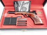 1972 Browning Medalist 22 New In The Case - 1 of 6