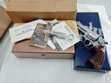1982 Smith Wesson 629 4 Inch New In Carton