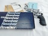 """1989 Smith Wesson 629 Mountain Revolver NIB"""" First Run Early Gun """""""