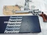 1985 Smith Wesson 686 8 3/8 Inch NIB