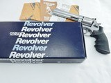 1995 Smith Wesson 686 In The Box