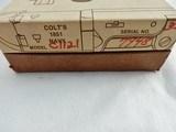Colt 1851 Navy 2nd Generation C Series NIB - 3 of 6