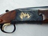 "Citori Grade VI Hand Engraved Hunter 20 Gauge"""""" VERY RARE SIGNED GUN """"""EARLY grade 6 - 1 of 11"