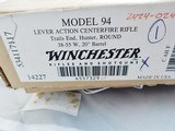 Winchester 94 Trails End 38-55 New Haven NIB - 2 of 10