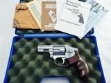 1993 Smith Wesson 640 Carry Comp NIB 150 MadePERFORMANCE CENTER PRE LOCK