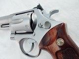 1981 Smith Wesson 629 No Dash 8 3/8