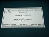 USFA 1911 38 Super New In The Box RARE - 2 of 10