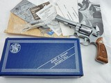 1981 Smith Wesson 63 Kit Gun Pinned NIB - 1 of 6