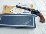 1970 Smith Wesson 14 K38 8 3/8 In The Box