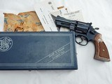1974 Smith Wesson 27 3 1/2 Inch In The Box - 1 of 9