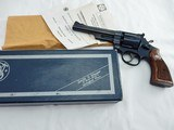 1968 Smith Wesson 28 S Serial In The Box