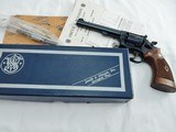 """1967 Smith Wesson 16 Full Target NIB"""" Ultra Rare 16-2 Full Target """"*** NEW IN THE BOX ***K32"""