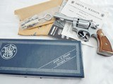 1971 Smith Wesson 67 Stainless Sight NIB