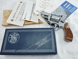 1978 Smith Wesson 66 2 1/2 Inch P&R In The Box