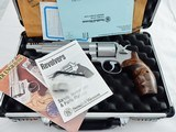 1998 Smith Wesson 629 Compensated Hunter In The Case