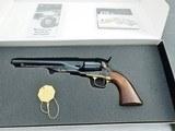 Colt 1860 Army 2nd Generation Fluted NIB