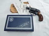 1960's Smith Wesson 49 Diamond Grip In The Box