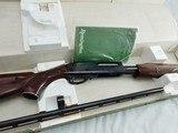 "1977 Remington 870 410 Wingmaster NIBVent Rib"" Green Dupont Box Era "" NEW IN THE BOX"